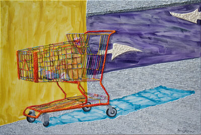 Nancy Wise, 'Magic Cart'