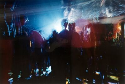Tomer Ganihar, 'Blue Trance, from series: New Raves', 1999