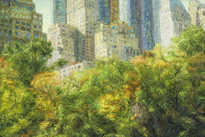 Oh Chi Gyun, 'Central park', 2014