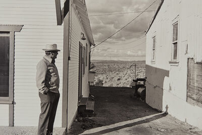 Henry Wessel, 'Nevada', 1975-printed later