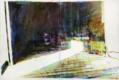 Martin Dammann, 'Schneise'