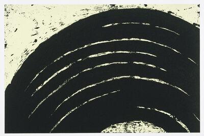 Richard Serra, 'Paths and Edges #3', 2007