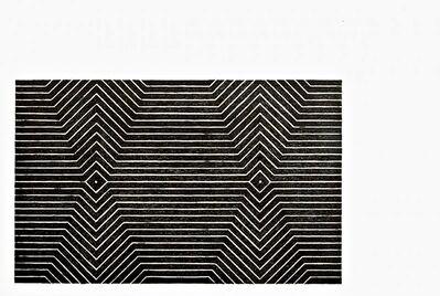 Frank Stella, 'Gavotte', 1967