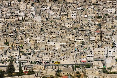 Nir Kafri, 'Balata refugee camp, Nablus', 2001