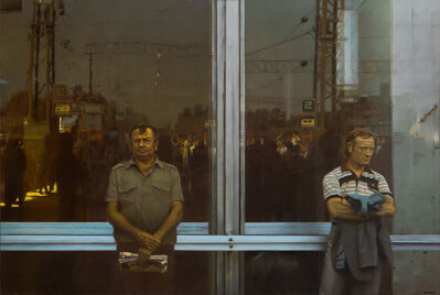 Semyon Faibisovich, 'Waiting', 1989