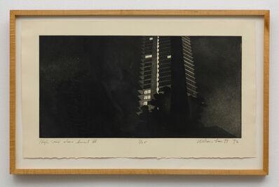 William Leavitt, 'High Rise Above Sunset Bl', 1992