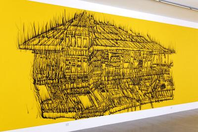 Gary Simmons, 'House Burn', 2007