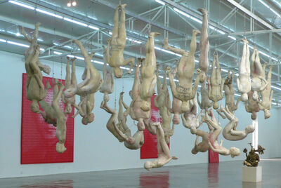 Zhang Dali, 'Chinese Offspring', 2003
