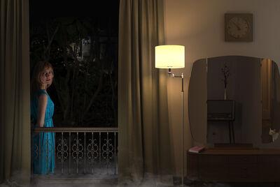 Oxana Jad, 'La Chatte', 2013
