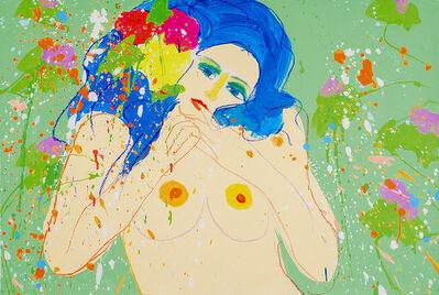 Walasse Ting 丁雄泉, 'Love Me, Love Me 10041', 1975