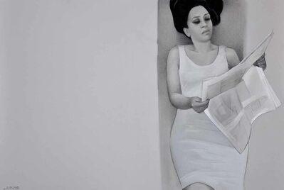Ibrahim El Dessouki, 'Etude Numero 3 (Avant Project)', 2014