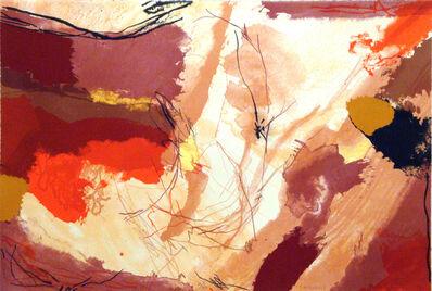Josep Guinovart, 'Terres i espai', 2020