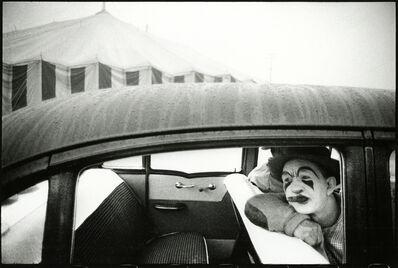 Bruce Davidson, 'Circus', 1958