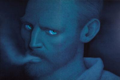 Hyung Koo Kang, 'Vincent Van Gogh in Blue', 2007