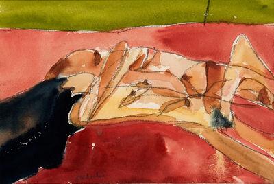 Zygmund Jankowski, 'Two As One', ca. 1985