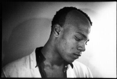 Nicholas Taylor, 'Rare Jean-Michel Basquiat photograph (Nick Taylor of Gray)', 1979