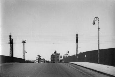 Rudy Burckhardt, 'Overpass, Astoria, Queens', 1943