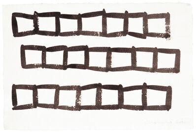 Joaquim Chancho, 'Dibuix 022', 2001