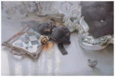 YU SHENG-RUEI 余昇叡, 'Collection Illuminating No.4 Temperature    發光研究No.4溫度', 2015