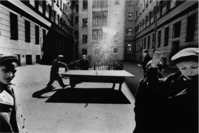 William Klein, 'Ping-Pong'