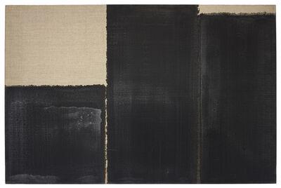 Yun Hyong-keun, 'Burnt Umber & Ultramarine', 1991-1999