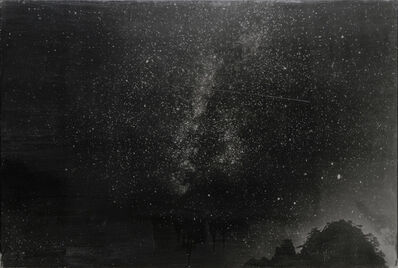 Shao Wenhuan 邵文欢, 'Stardust in the Night Sky  夜空中星塵的光', 2013