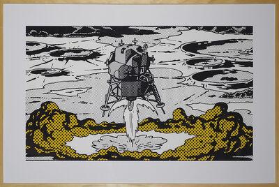 Claudio Tozzi, 'Módulo Lunar', 1969