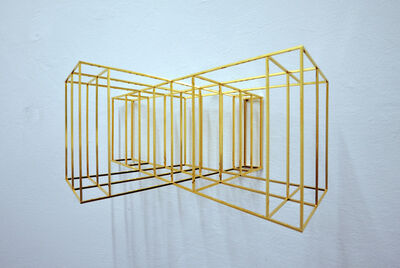 Paolo Cavinato, 'Wing #2 (gold)', 2016