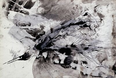 Paul Jenkins, 'Untitled', 1953