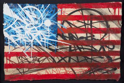 Saber, 'American Flag', 2010