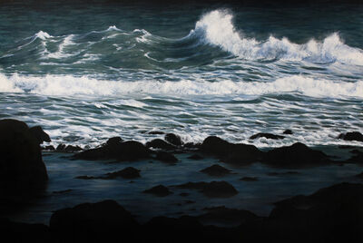 Lisa Lebofsky, 'Rip Current', 2016