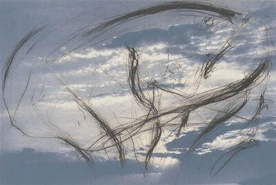 Arnulf Rainer, 'Grauer Himmel', 2000
