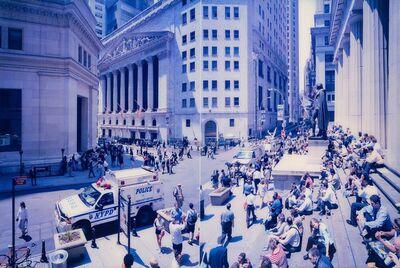 Doug Hall, 'Wall Street', 2004