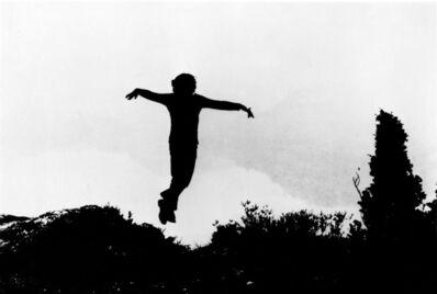 Gino De Dominicis, 'Senza titolo (Tentativo di volo)', 1969