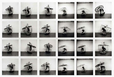 Jana Sterbak, 'Proto-Sisyphus', 1990