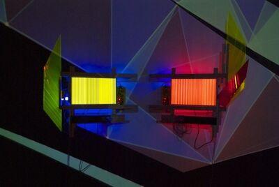 MOLECULAGEM, 'Sem título, da série caput x kaput', 2012