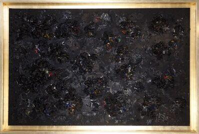 Ismael Lagares, 'Black XXI', 2019