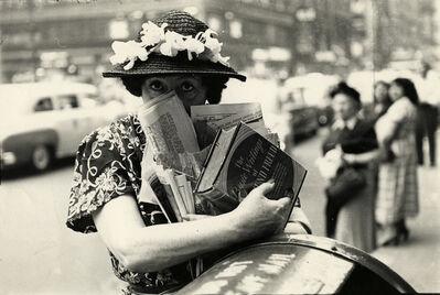 Louis Faurer, 'Freudian Woman, NYC', 1947