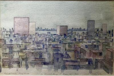 Carlo Battaglia, 'New York', 2001