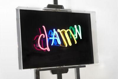 Olivia Steele, 'Damn', 2013