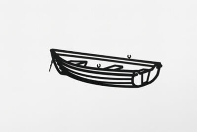 Julian Opie, 'Boat 2, from Nature 1 Series', 2015