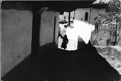 Inge Morath, 'street in Janicio, Mexico', 1959