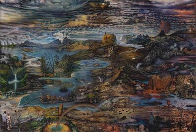 Max Greis, 'Natural History', 2015