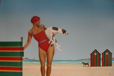 Mike Francis, 'Spot The Dog II'