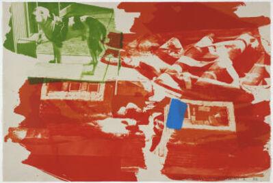 Robert Rauschenberg, 'Rust Pursuit', 1992
