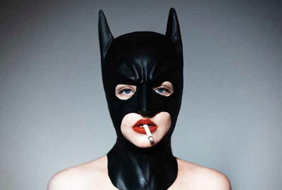 Tyler Shields, 'Batman', 2014