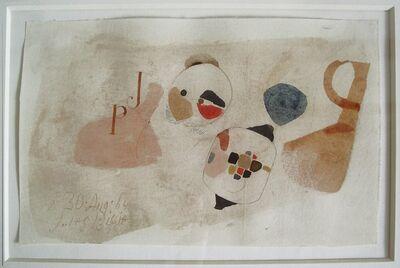 Julius Bissier, 'A. 30. Aug. 64', 1964