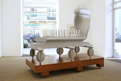 Bruno Gironcoli, 'Ohne Titel', 2007