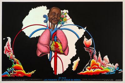 Chéri Samba, 'Je suis les poumons et le coeur du monde', 2019