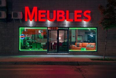 François Ollivier, 'Meubles? Oui. ', 2016